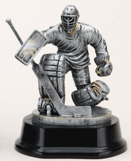Goalie, Small - Click Image to Close