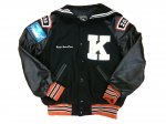 Jacket - Black w/ Black Sleeves - Front View