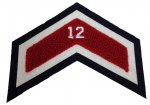 Chevron Patch