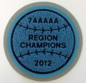 Pope Softball Region Patch